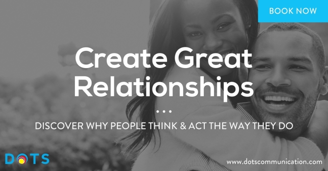 create great relationships fb